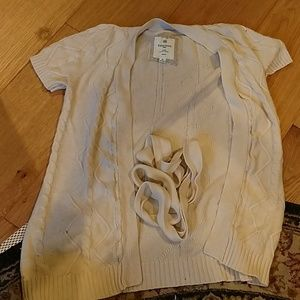 Heritage Cream cardigan